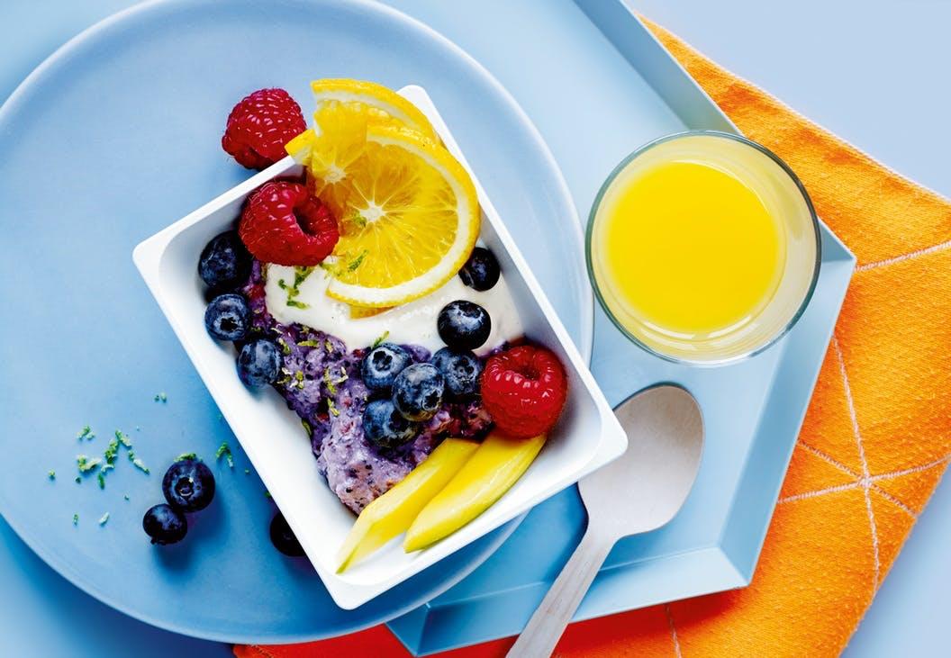 Morgenmad 4 Lækre Opskrifter Til En God Morgen Iformdk