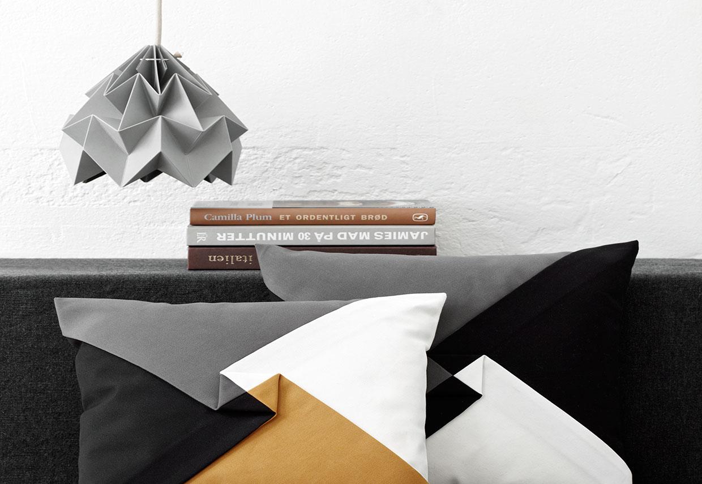 Studio Snowpuppe Lamp : Origami lampe good origami lampe in gold von orikomi with origami