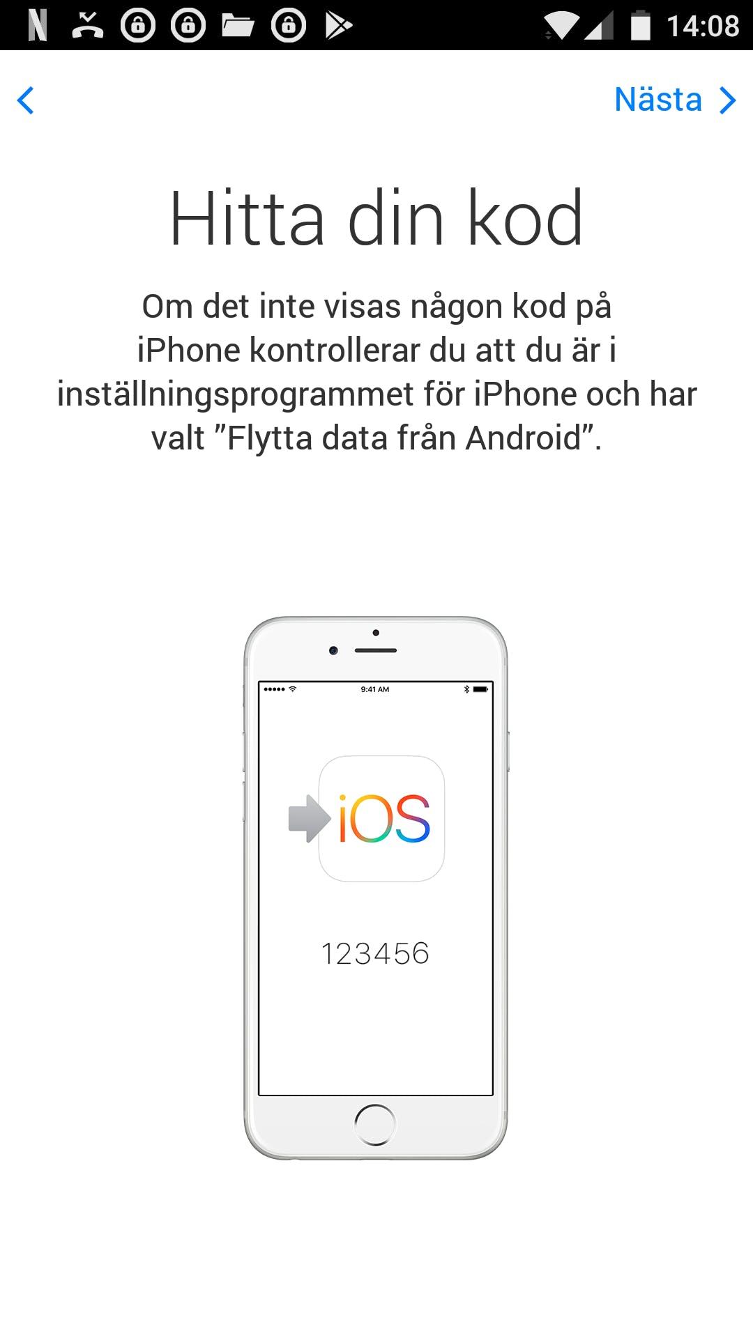 byta pin kod iphone 5
