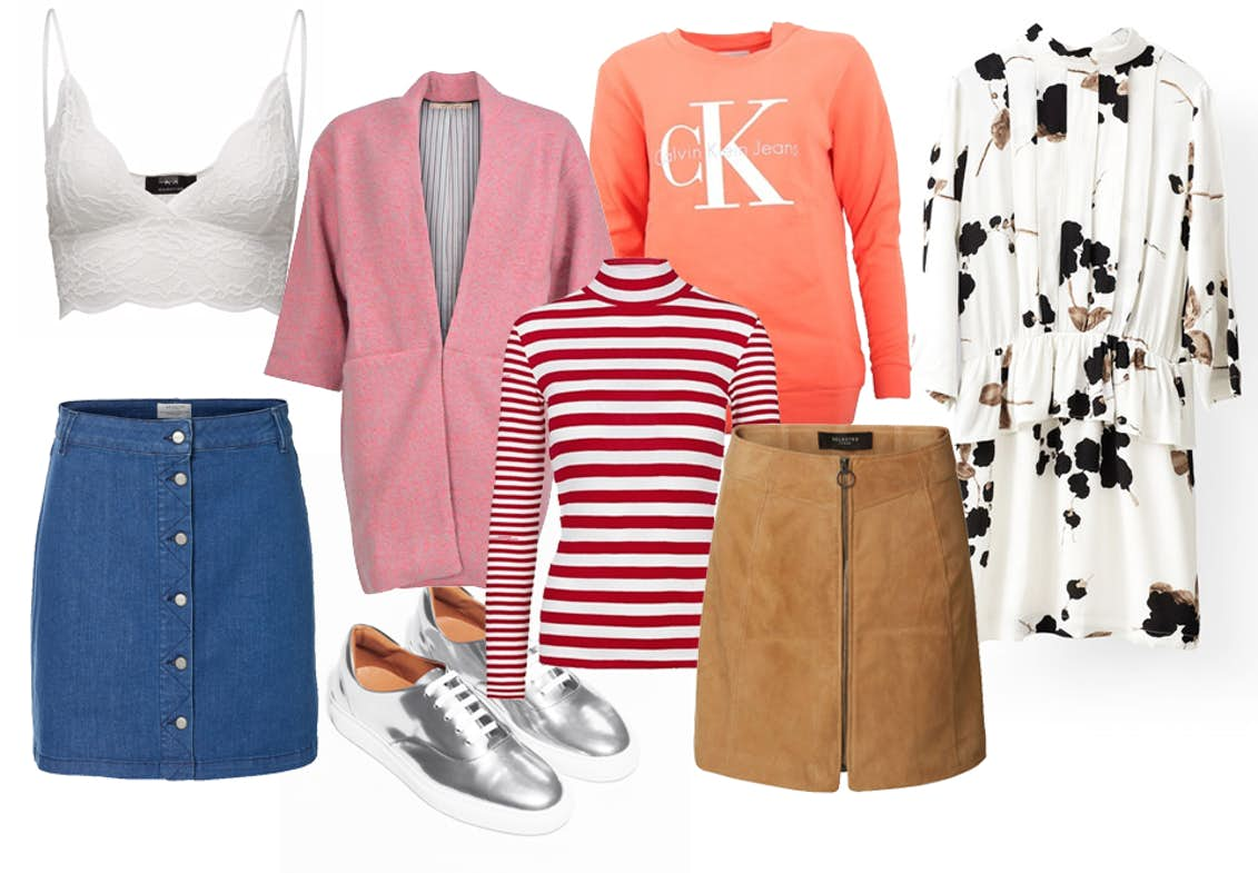 Forårets 48 musthaves fra FRB.C Shopping   Woman.dk