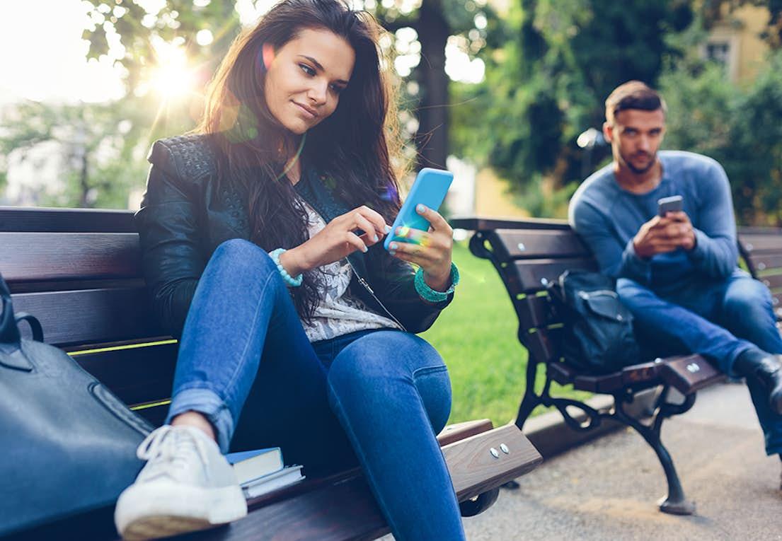 undersøgelser på online dating