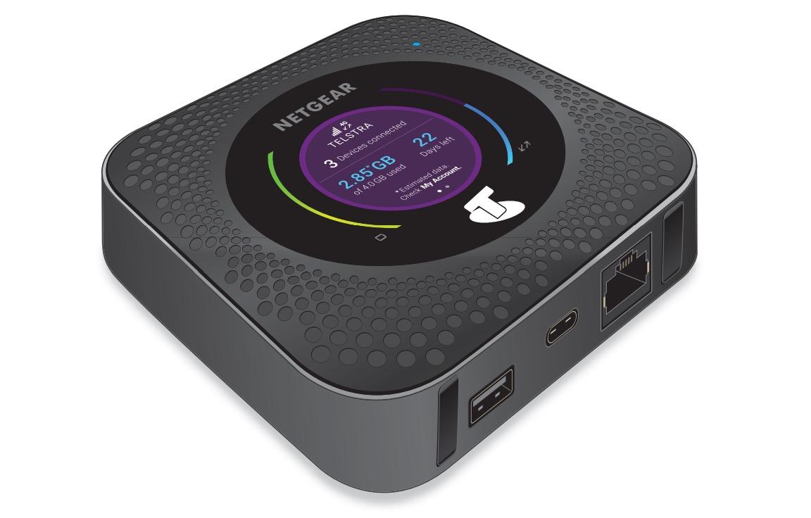 Nighthawk M1: Verdens hurtigste mobile router er ude i butikkerne   Komputer.dk