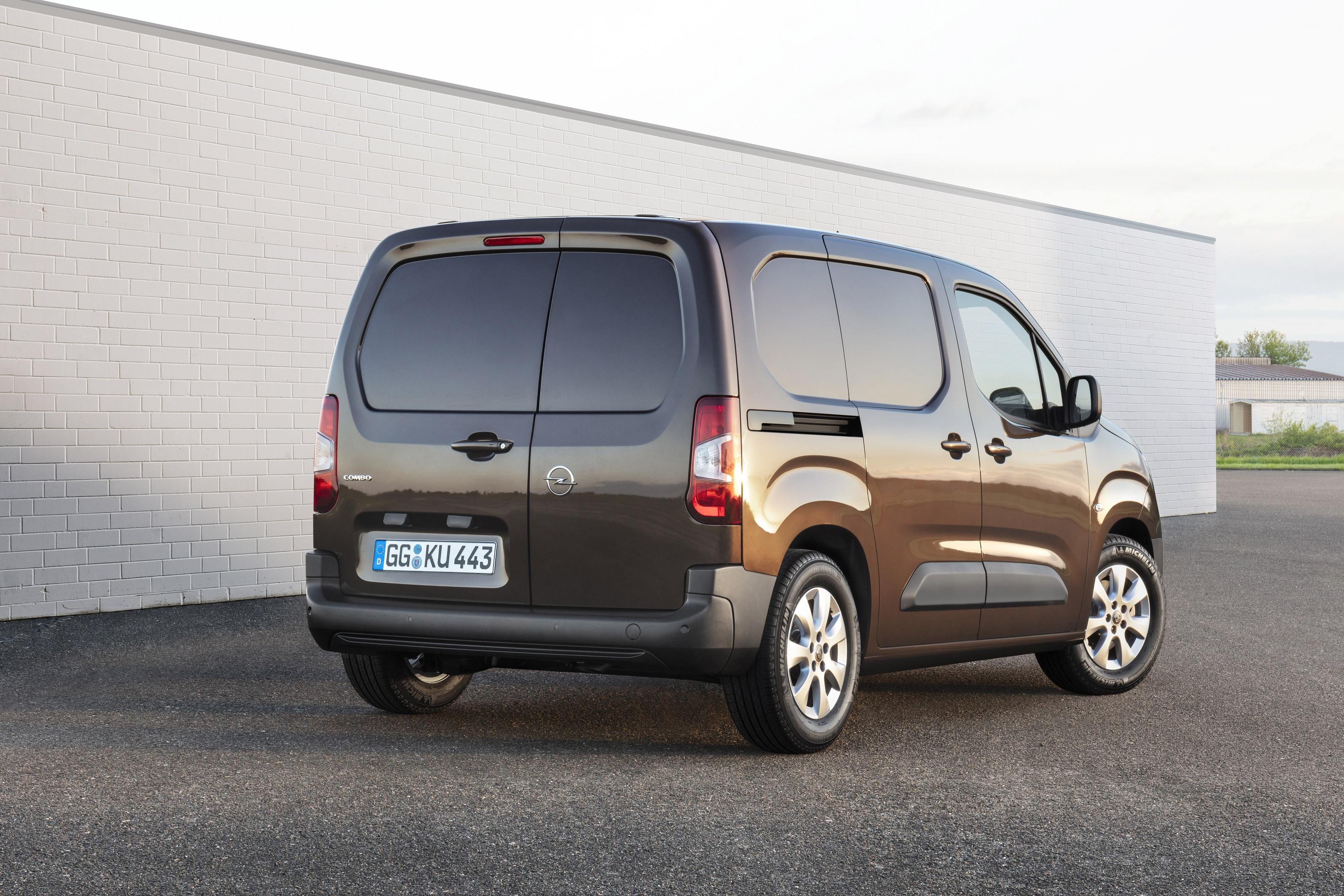 Citroën Berlingo - nu som Opel | Bilmagasinet.dk