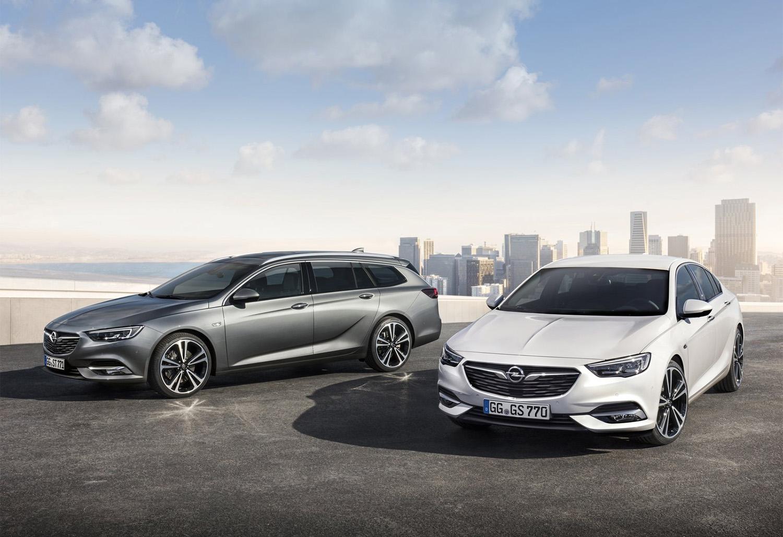 Bestem selv din udbetaling på leasing af ny Opel Insignia | Bilmagasinet.dk