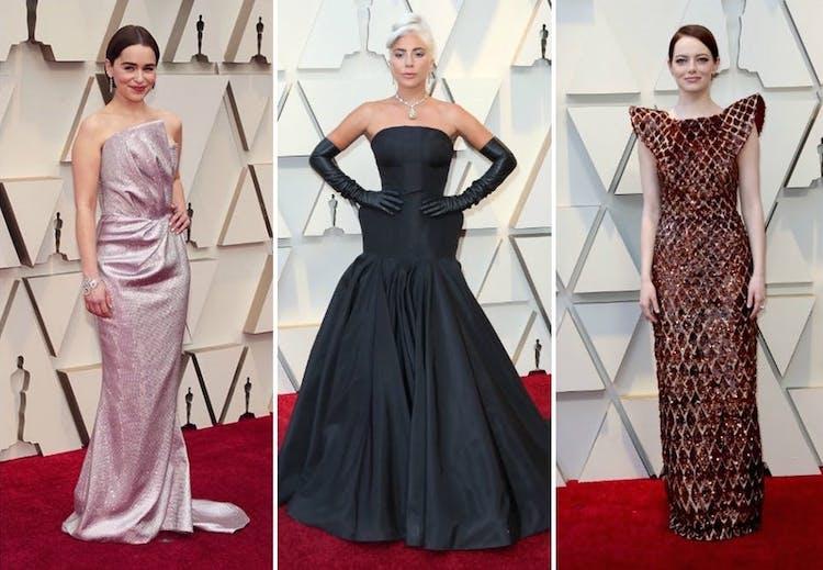 6f6ec98f536f Oscar 2019  Se alle kjolene