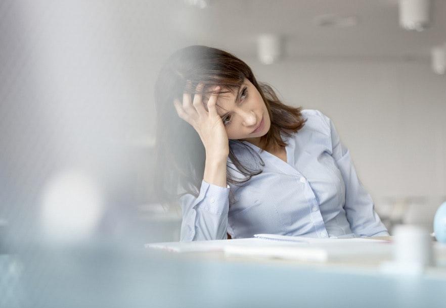 søvnproblemer i overgangsalderen