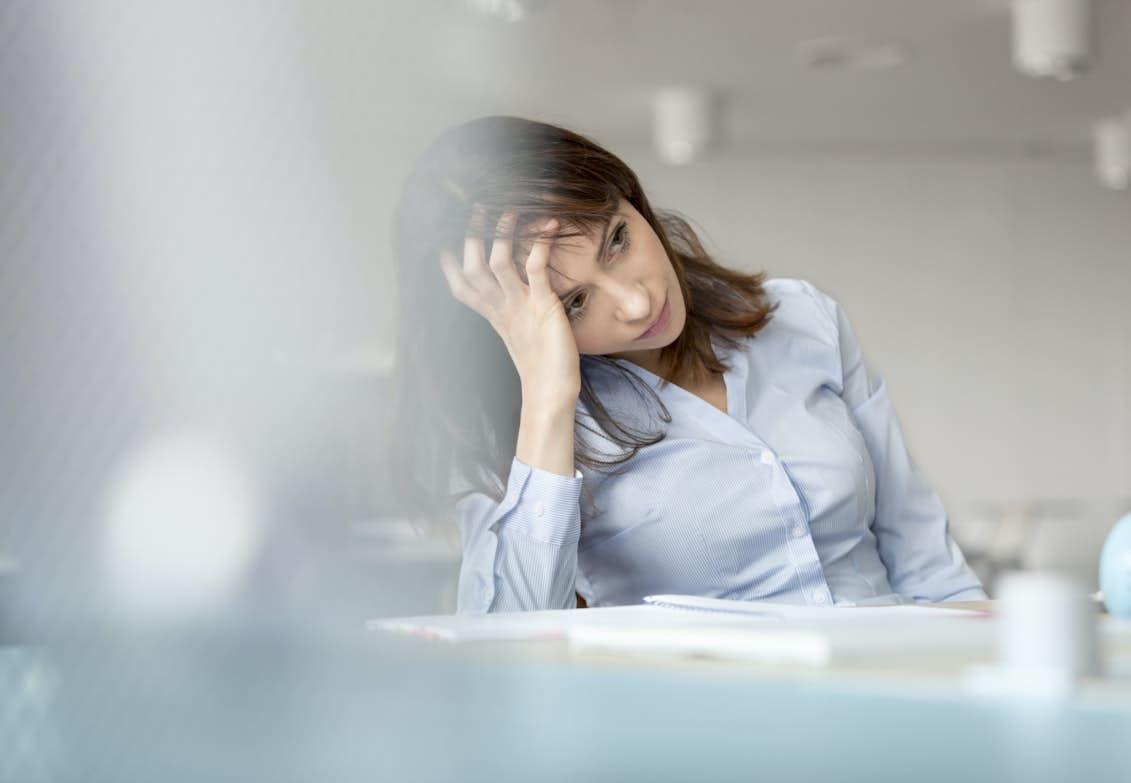 tidlig overgangsalder symptomer