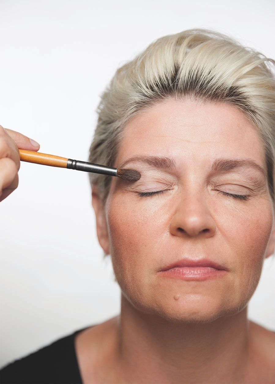 hvordan legge smokey eyes