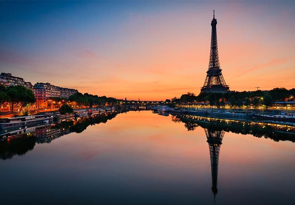 billige rejser til paris
