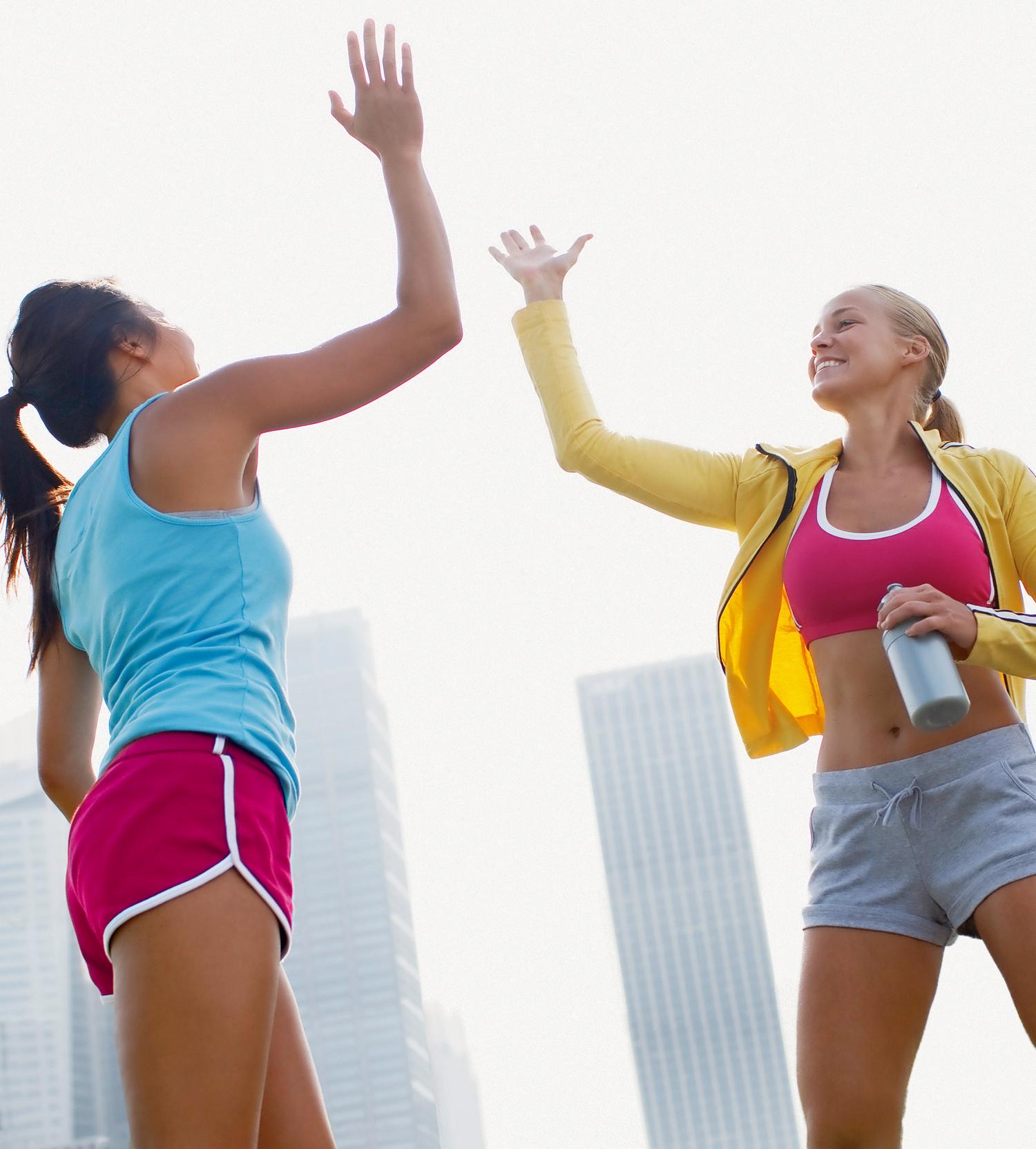 hvor meget taber man sig ved at løbe