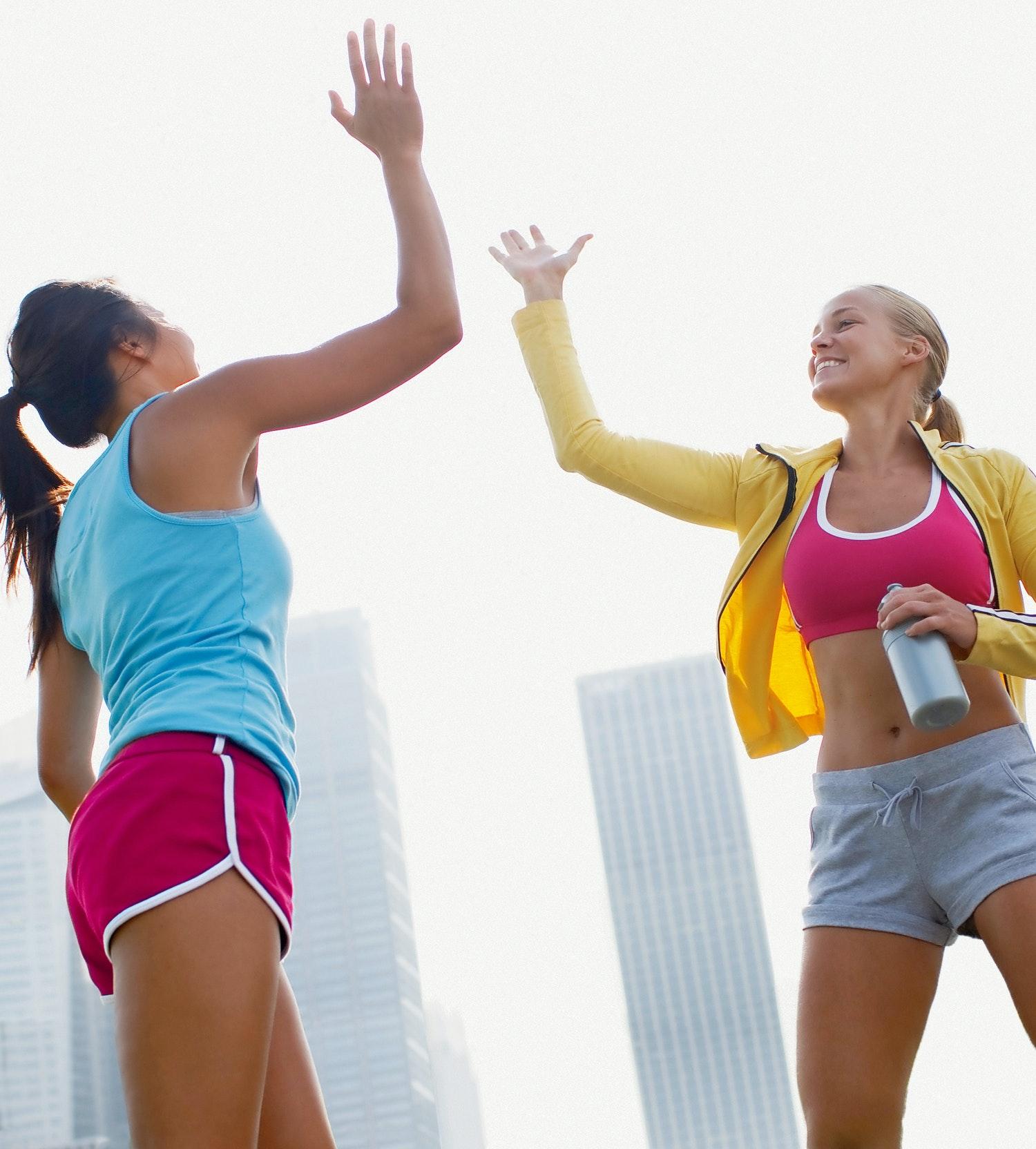 løb dig slank på 10 uger