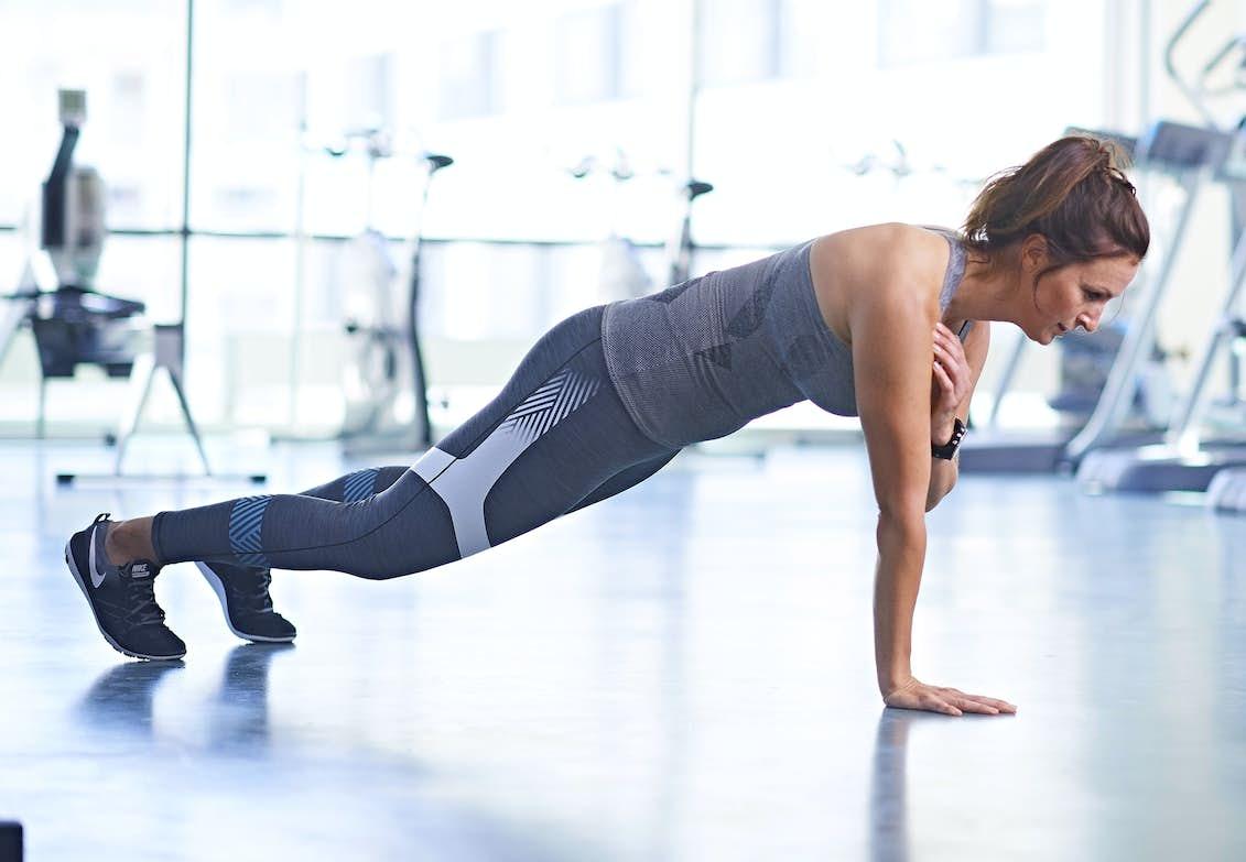 träning kroppsvikt övningar