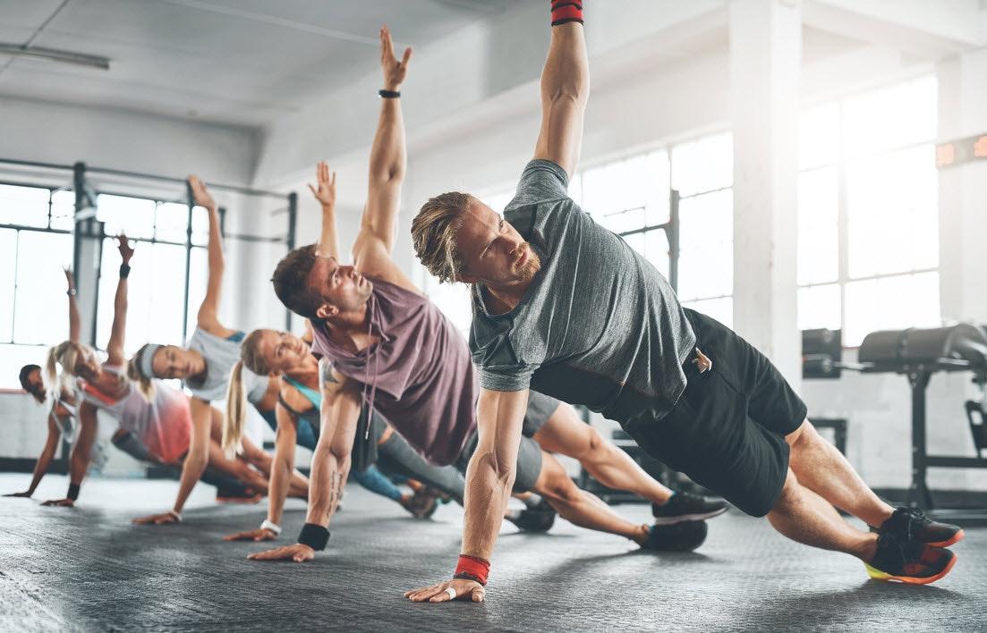 träningsschema gym fettförbränning