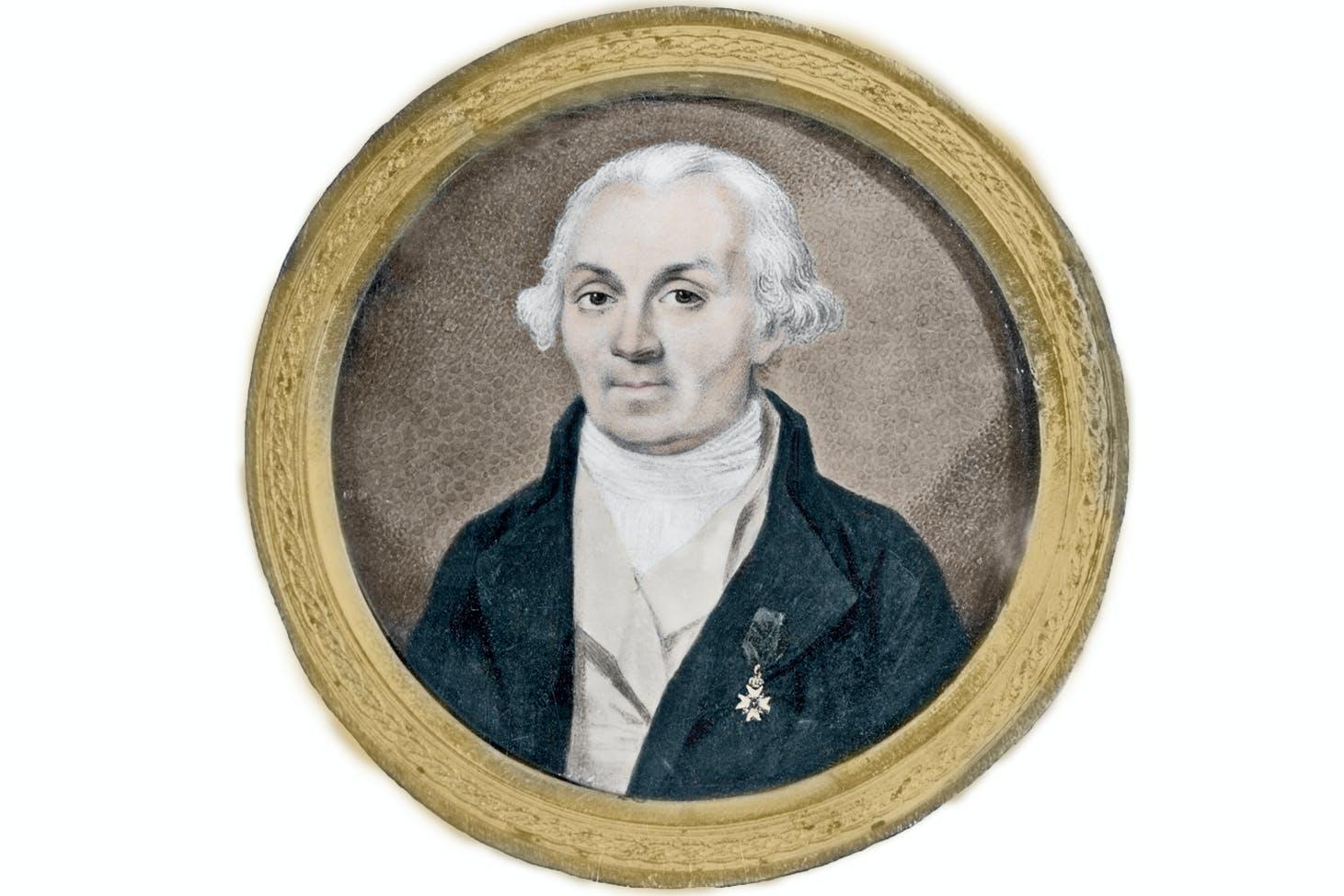 Kungliga poliskammarens förste polismästare Henric Sivers.