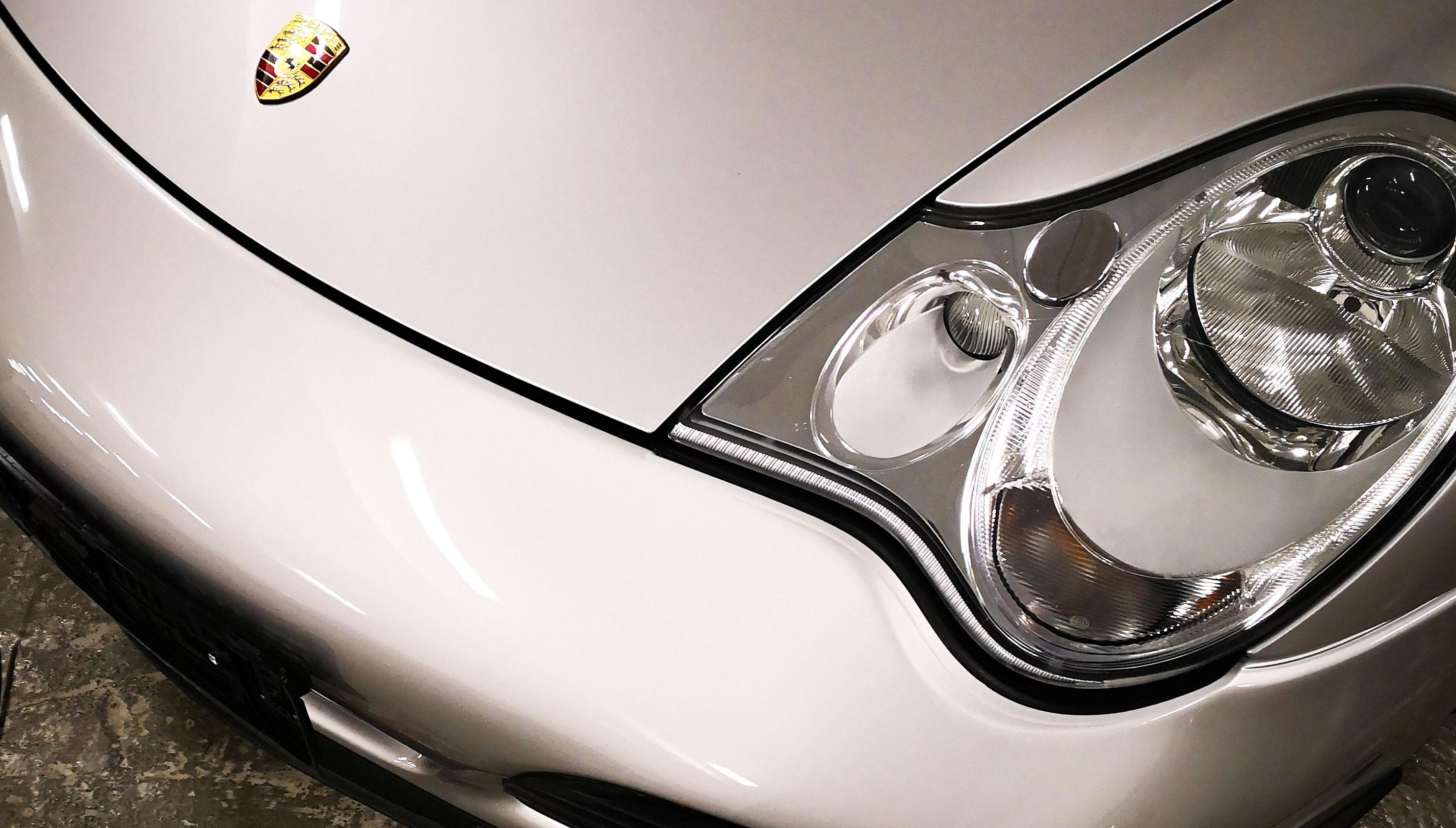 richters garage porsche 996 turbo 39 en g res klar til. Black Bedroom Furniture Sets. Home Design Ideas