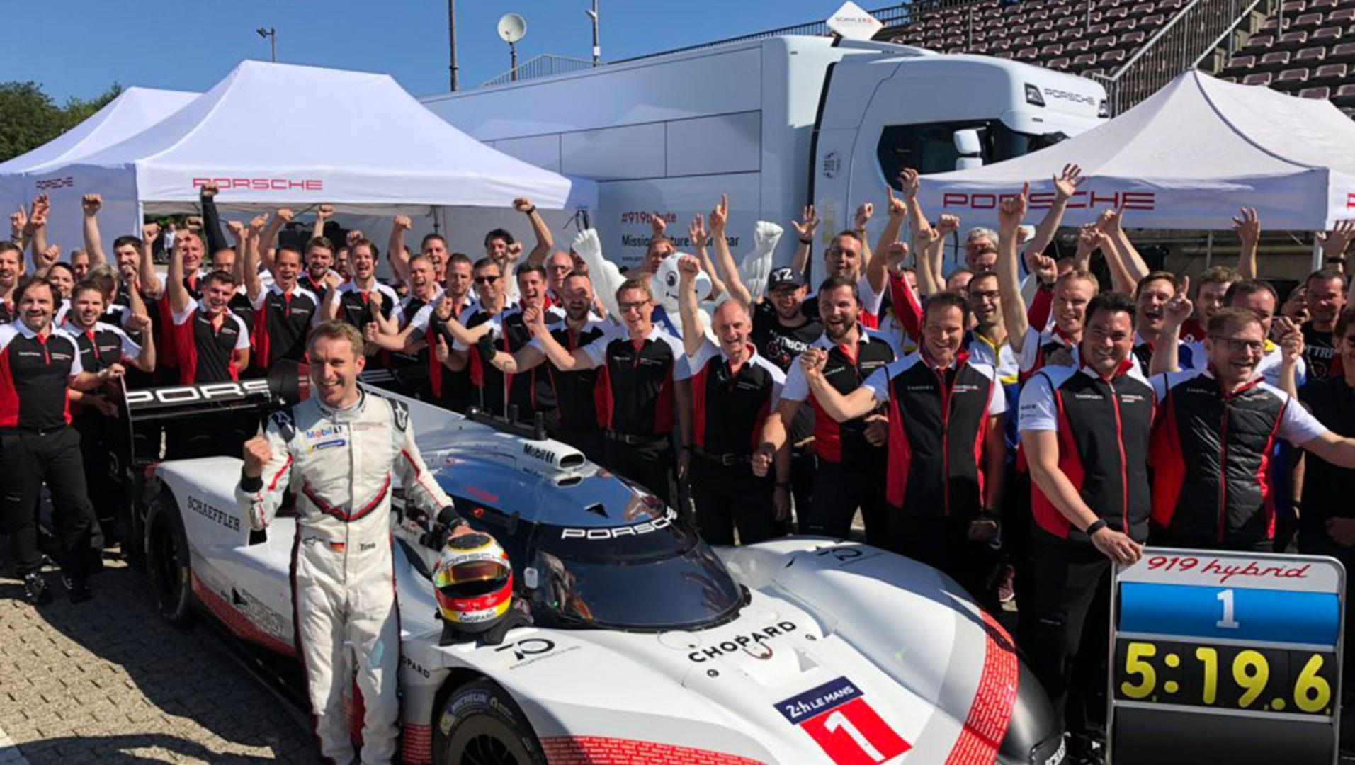 Nürburgring Rekord Liste Serienfahrzeuge