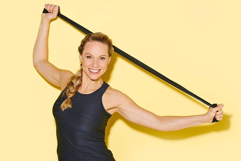 triceps øvelser med strikk