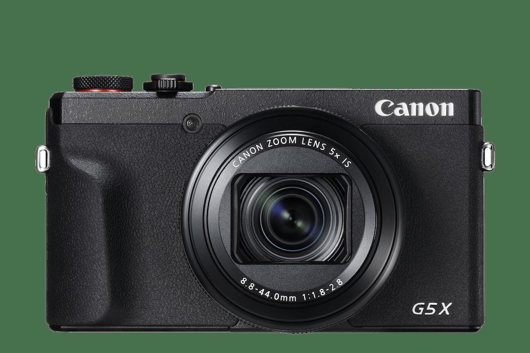 Canon PowerShot G7X Mark 2 kompaktkamera (sort