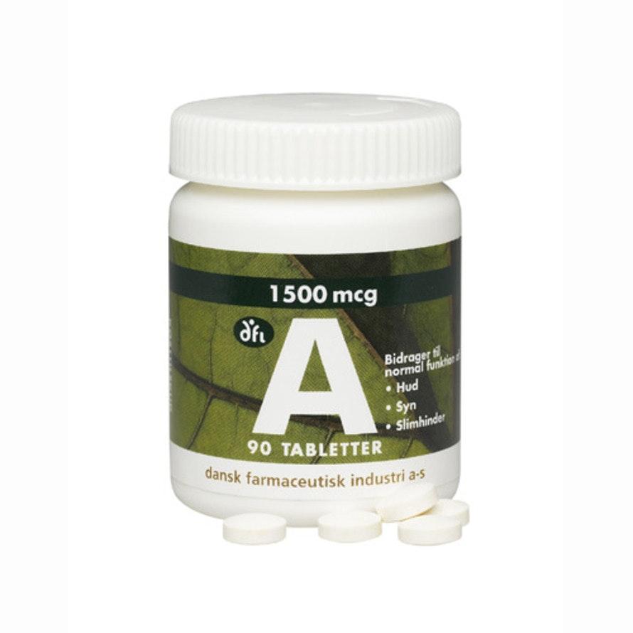 uren hud vitaminer
