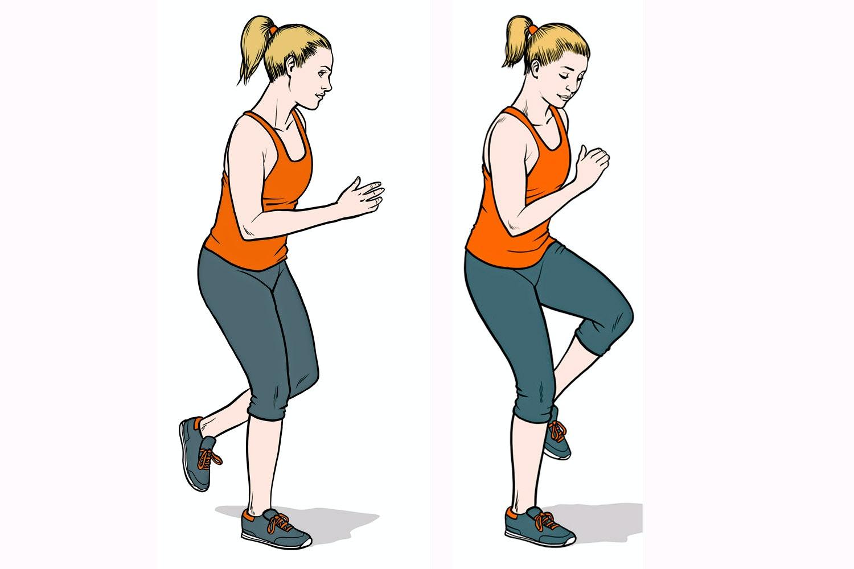træning af balance ældre