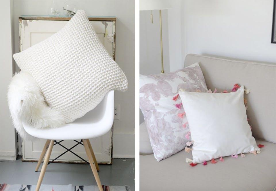 sofapuder Flotte sofapuder, du selv kan lave | Costume.dk sofapuder
