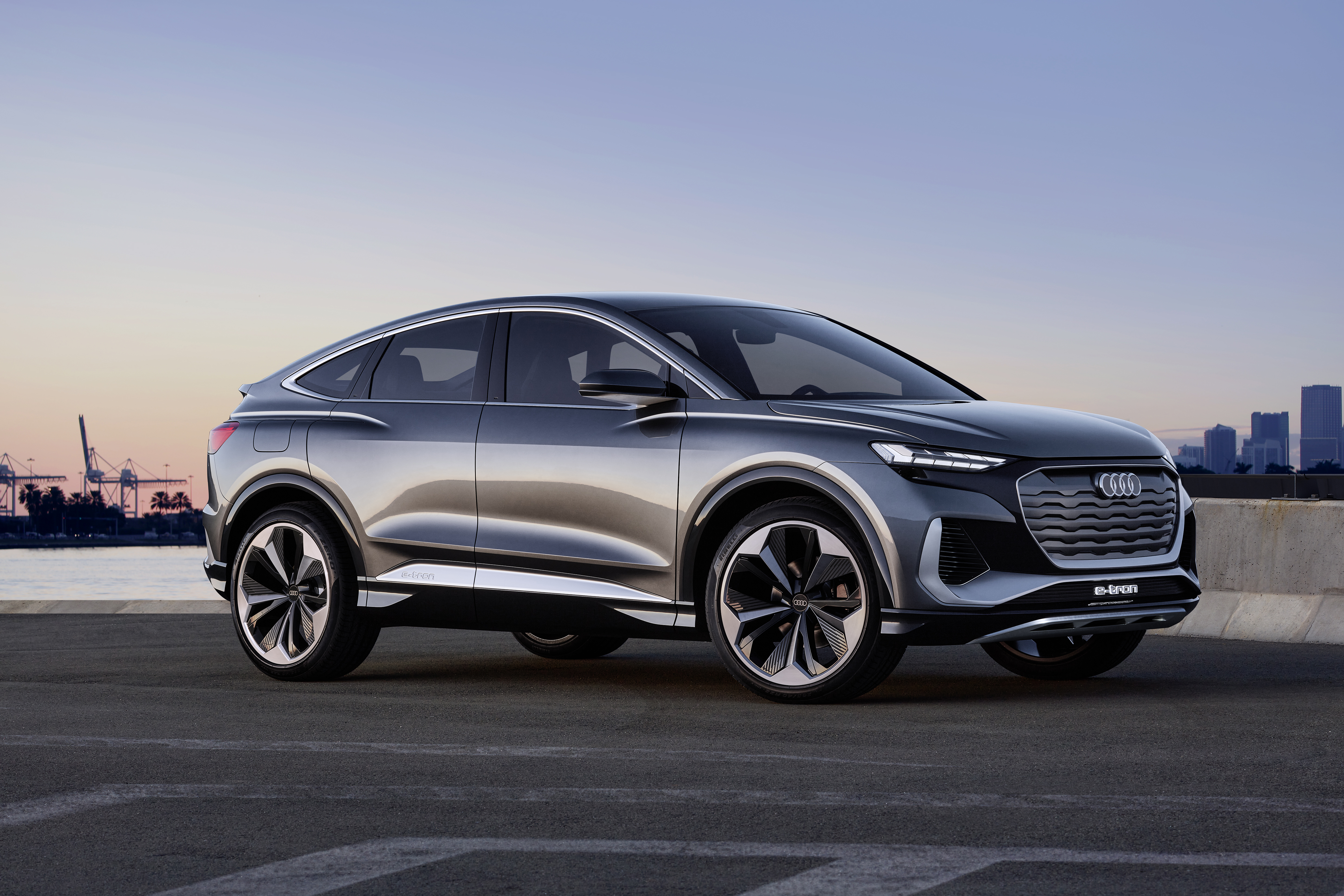 BREAKING: Audi Q4 Sportback bliver... en sexet elbil ...