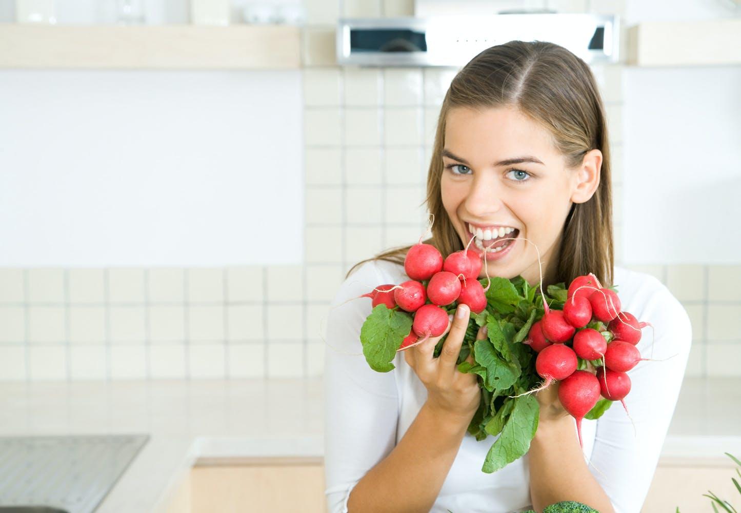 Spis dig til strålende hud | Iform.dk