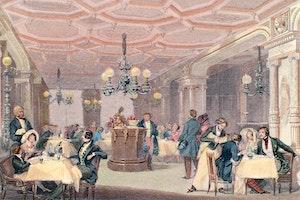 Restaurang paris 1700 tal les freres provencaux f4rgl pebytdek1yczwhtw