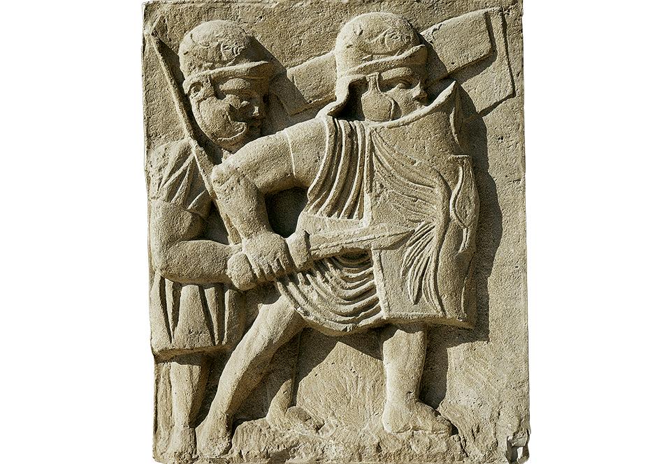 Den romerska legionen – en effektiv krigsmaskin