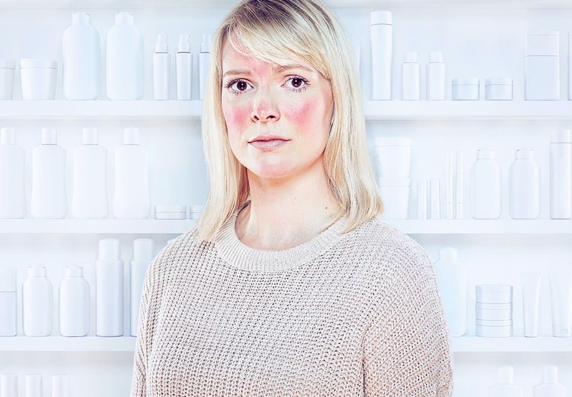 kvalitetsdesign stor försäljning super billigt Ny effektiv behandling mot rodnad i ansiktet vid rosacea | Iform.se