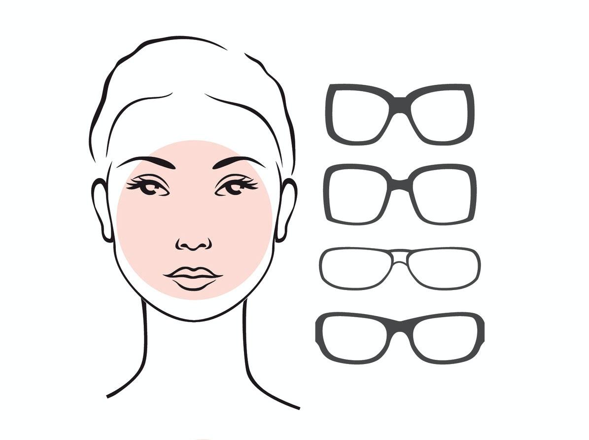 briller til ovalt ansigt