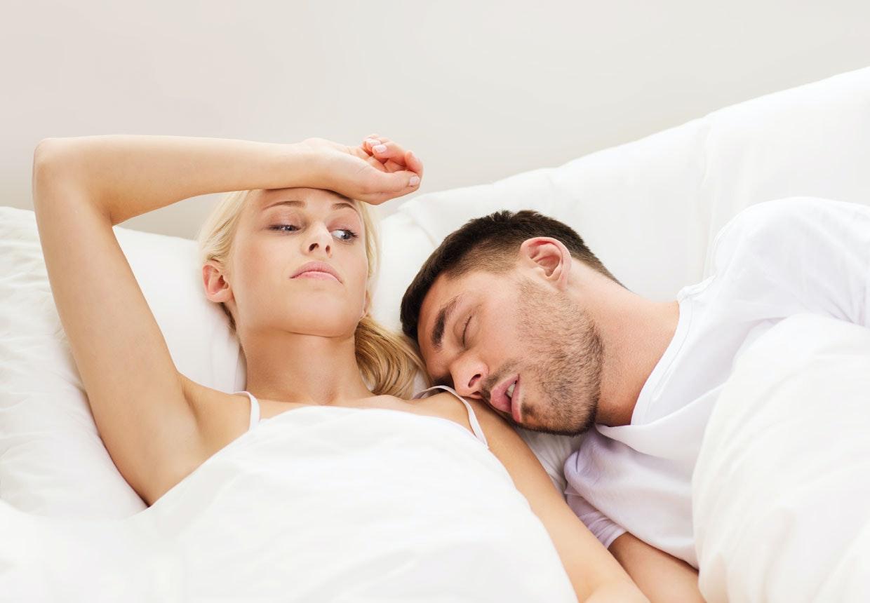 gravid snorker meget