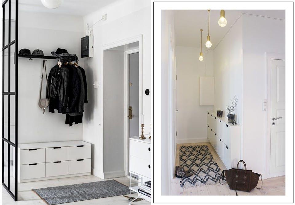 indretning entre 3 tips til, hvordan du indretter en lille entré | Costume.dk indretning entre