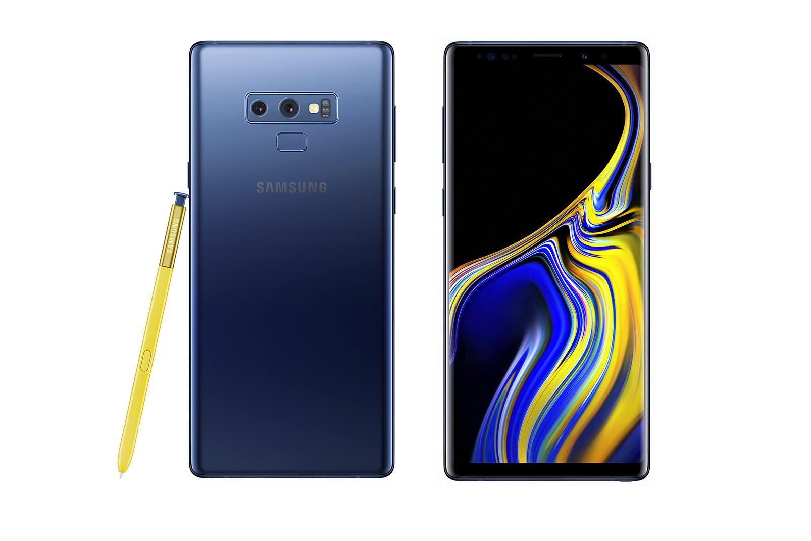 Samsung slapper tva nya supermobiler