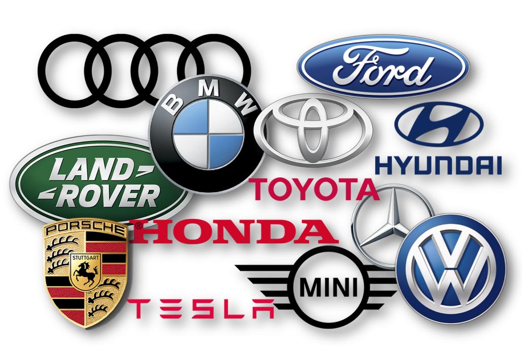 kendte bilmærker