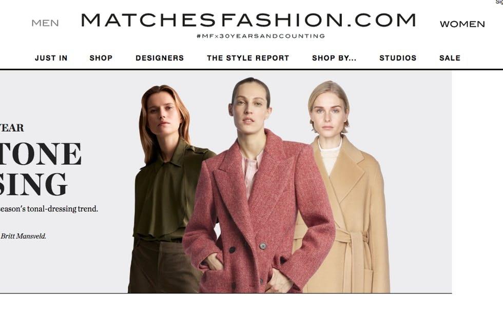 dansk designertøj online