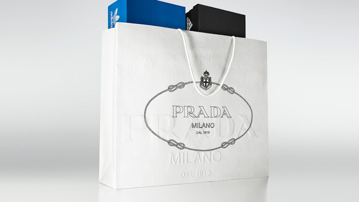 Prada og Adidas avslører sitt nye sneaker samarbeid   Costume.no