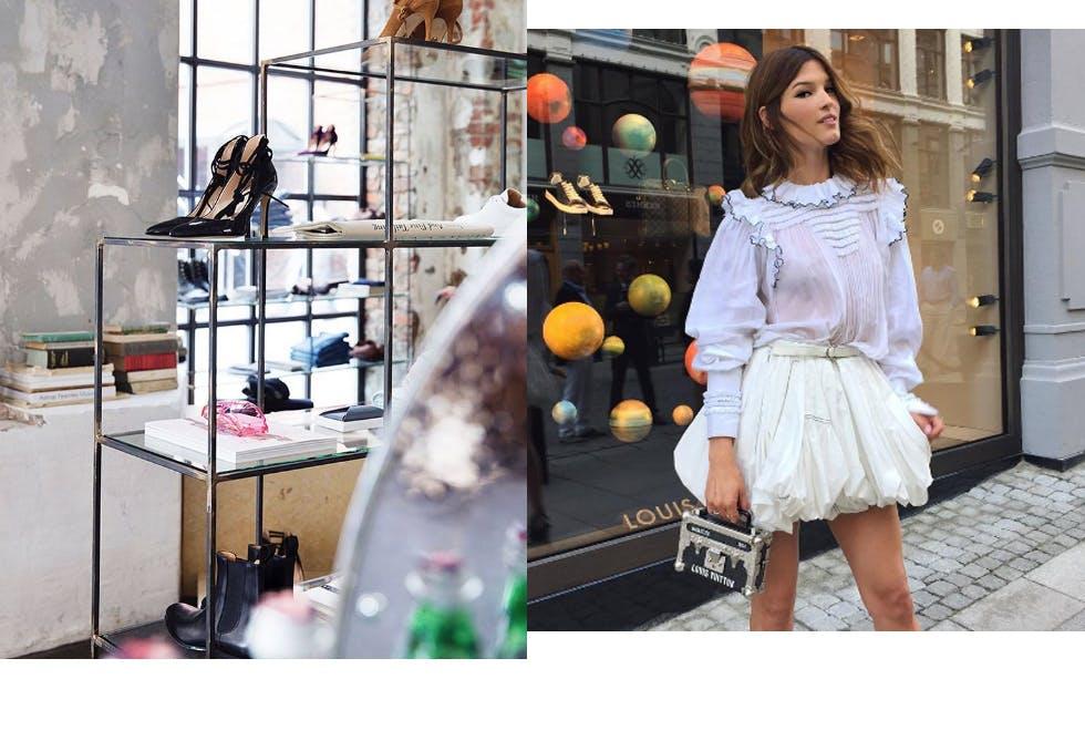 Bare ut Shopping i Oslo: Butikkene du må besøke | Costume.no VR-79