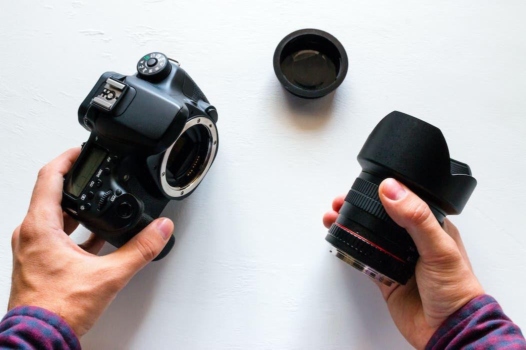 vad ska man köpa för kamera