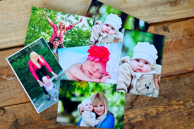 Печать фотографий: преимущества, виды услуг фотолаборатории