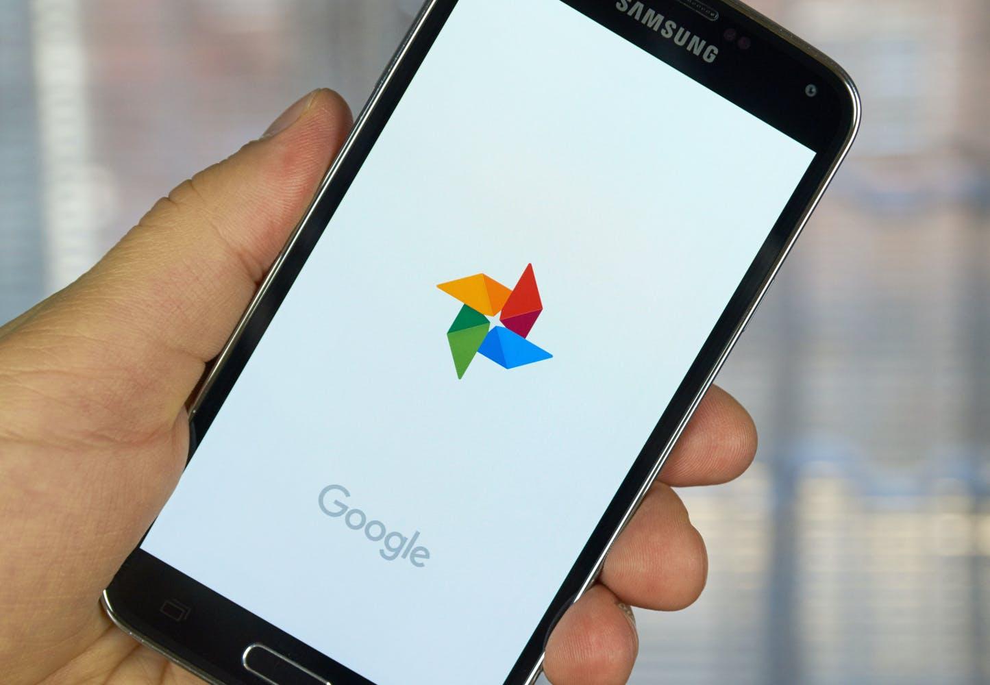 Google Kuvat Tietokoneelle
