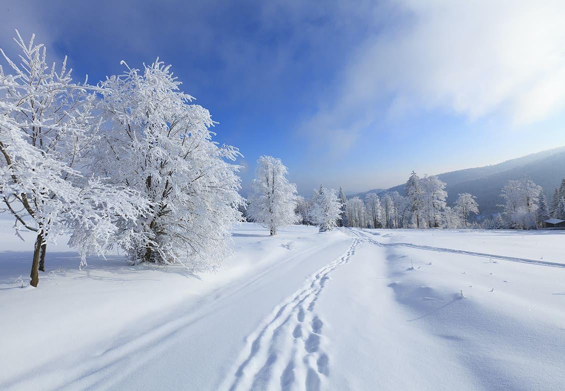 5 tips til bedre landskabsbilleder i sneen | Digitalfoto.dk