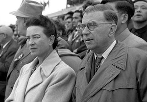 Simone de beauvoir och jean paul sartre peking 1955 ukx kyam2oelpdsd3d bba