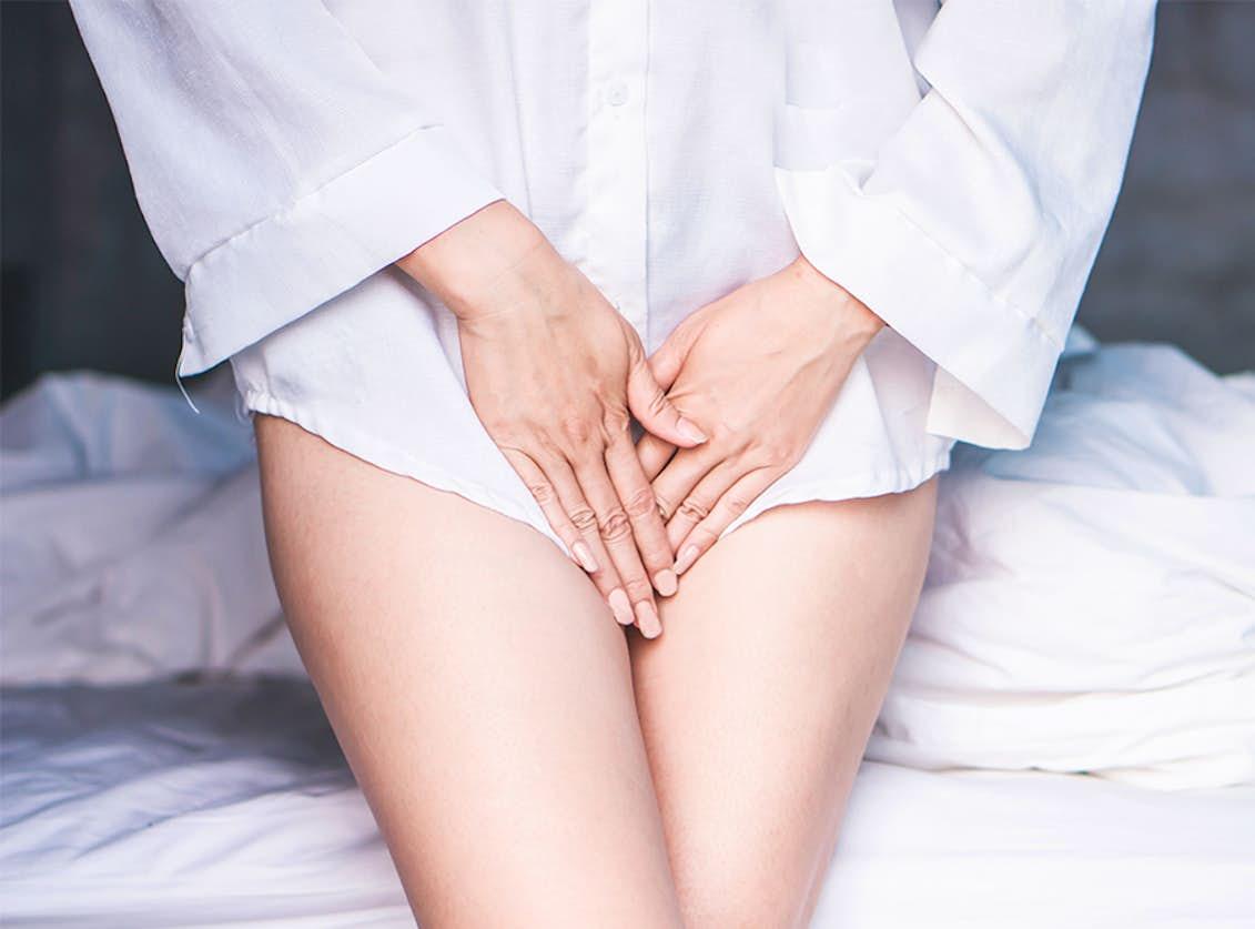 Symptomer på skedesvamp