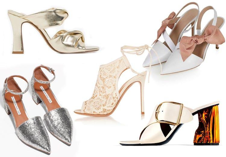 7b9807a49d72 Shop 15 par sko til bruden