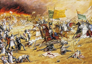 Slaget vid hattin 1187 cdsi2qz q8kfzeiquyeffg