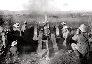 Slaget vid magersfontein artilleri britter 1899 czz dkmeu kju10povkhuw
