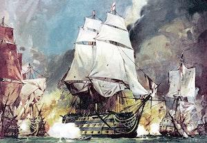 Slaget vid trafalgar hms victory linjeskepp fqemotkz2qzvhq49h2clvw