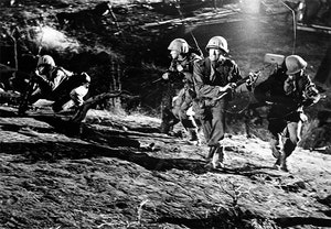 Slaget om pork chop hill filmbild koreakriget nattstrid dis0do0pi7dma6m07h j2w