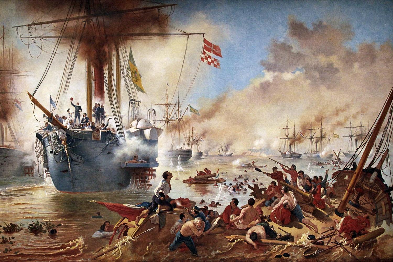 Paraguay lovar att gora sitt basta